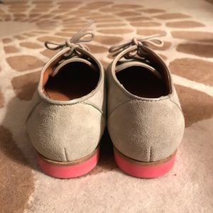 Dolce Vita Shoes - Dolce Vita Taupe Oxfords